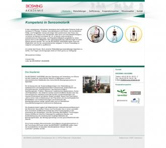 Bioswing-Akademie - Startseite