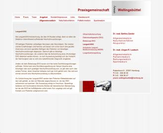 Informationen über das Leistungsspektrum