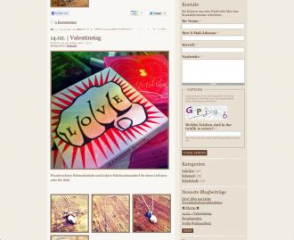 Ein Blick ins Schmuckolädchen-Blog